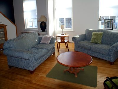 Photo for Spacious and comfortable, hype Quarter and very central, shops nearby.