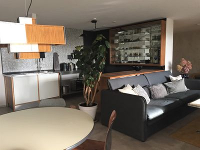 Photo for Exclusive basement - central and quiet with large terrace and sauna!