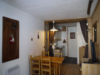 Photo for Comfortable apartment at the foot of the slopes