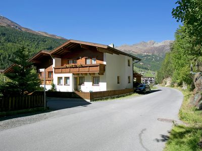 Photo for Beautiful holiday residence located only 1 km from the Gaislachkogel gondola.