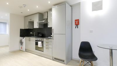 Photo for 1BR Studio Apartment in Leicester City Center
