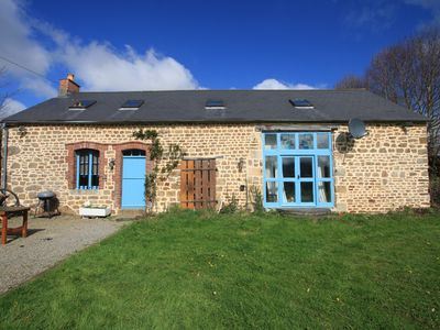 Photo for Pretty cottage in the heart of Normandy, perfect for relaxing family holidays