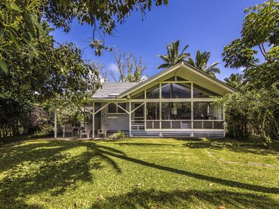 Photo for Ohana House - a 3br/2ba home near the beach in Hanalei
