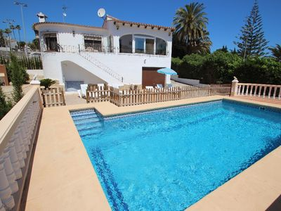 Photo for Juliasol - holiday home with private swimming pool in Moraira