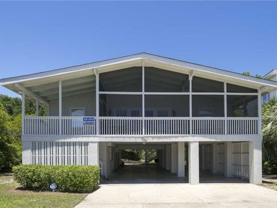 Photo for Hanna House: 5 BR / 4 BA house in Pawleys Island, Sleeps 11
