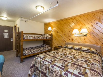 Photo for Value Ski In Lodging at Whitefish Mountain Resort w/ Hot Tub