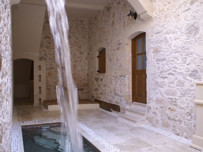 Photo for Selene at Villa Kamares, Boutique Spa Apartments by the Sea in Panormo village