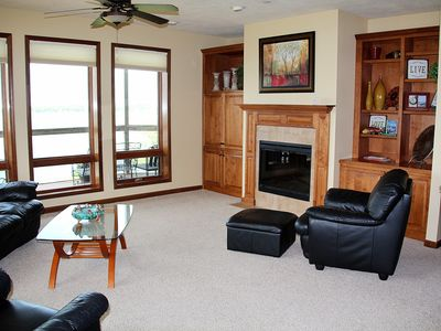 Photo for Great Rates!Awesome Lake Views!Bridges Bay Condo #208, Water Park, Pools, Dock