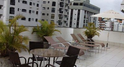 Photo for Beautiful penthouse 3 suites, ocean view, balcony gourmet, barbecue, decorative top