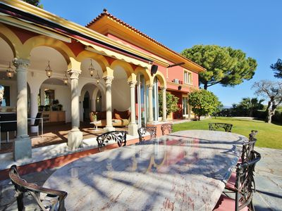 Photo for Beautiful Villa in  Mougins Village