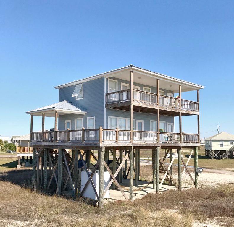 Beachside Fantasea On Dauphin Island Al