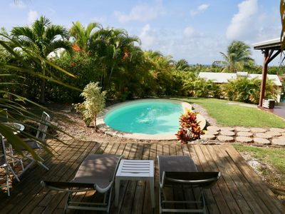 Photo for 3BR Villa Vacation Rental in SAINT FRANCOIS