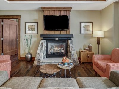 Photo for Luxurious Ski-In/Ski-Out Residence, Resort amenities, Worry-Free Booking!