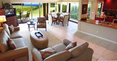 Photo for Kapalua Ridge Villa Gold! West Facing Sunset Views!