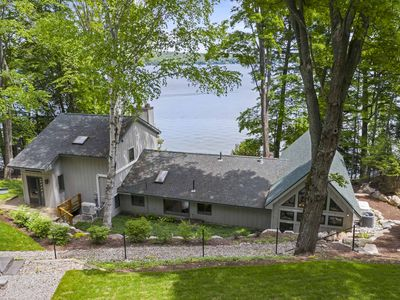 Photo for Walloon Lakefront - Wooded and Serene with 117' of Spectacular Lake Frontage