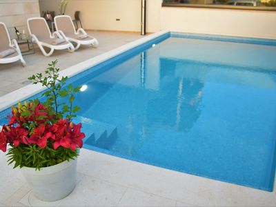 Photo for * LASTMINUTE * Apartment Dino, terrace with jacuzzi and breathtaking views