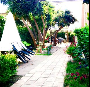 Photo for App. Two-family house with garden 100mt. Donoratico 3km Marina di Castagneto