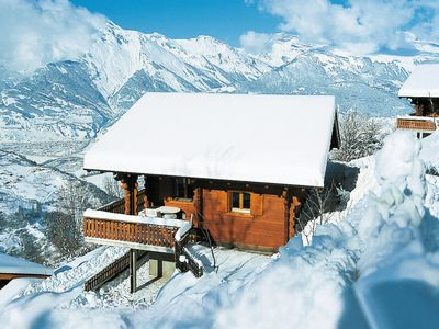 Photo for Vacation home Chalets Les Tchoueilles I (VEZ125) in Veysonnaz - 10 persons, 5 bedrooms