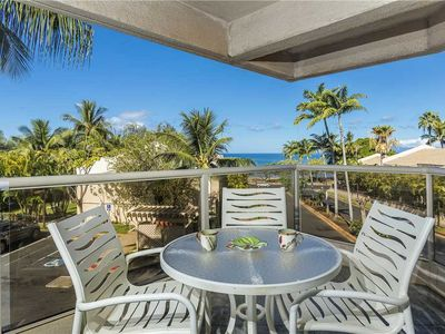 Photo for Maui Banyan #G-201: Beach Themed Two Bedroom Ocean View Condo In the Heart of Kihei