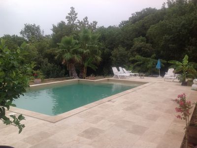 Photo for Relaxing stay in the sun, swimming pool, sea and lake
