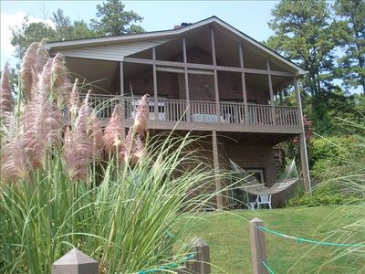 Photo for Beautiful 4/3, covered Dock,  2 Lrg.Covered Decks,  160 5*, $2400 month/winter