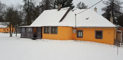 Photo for The cottage is after complete reconstruction  Ready for you in summer and winter