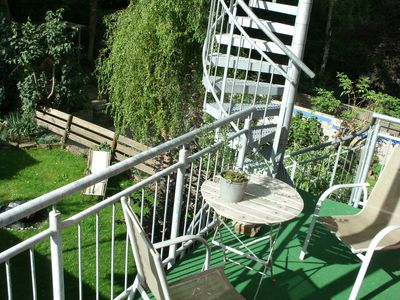 Photo for Apartment with balcony in a central location Aachen and yet quiet