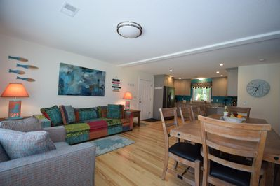 Open Floor Plan great for Family Gatherings!  Pack-N-Play & High Chair Available