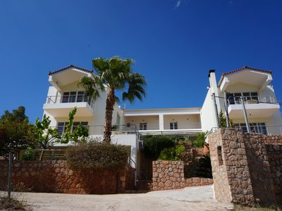 Photo for Villa Seahorse - Discover the Peloponnese from this modern 3BDRM maisonette
