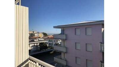 Photo for Fantastic Apartment with Sea View - Beach Place Included