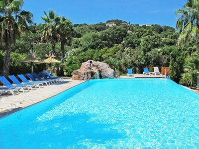 Photo for Apartment Bungalows Fium Del Cavo  in St. Lucie de Porto Vecchio, Corsica - 5 persons, 1 bedroom