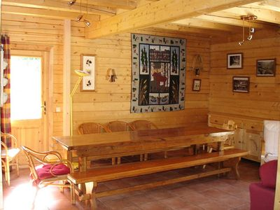 Photo for Chalet Odalys Le Pleynet *** - Chalet 8 rooms for 14 people