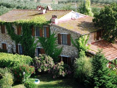 Photo for Apartment Podere Gli Scopai Wohnung Nr. 4  in Ravi, Tuscany Coast - 7 persons, 3 bedrooms