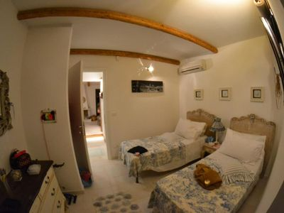 Photo for Apartment in a villa 300 meters from the sea