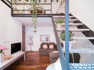 Photo for Romantic Loft Provence style