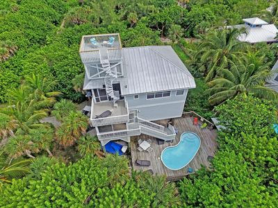 Photo for Reel Paradise - Everything You Need And More - Pr. Pool & Tiki Bar - 3BR + Den