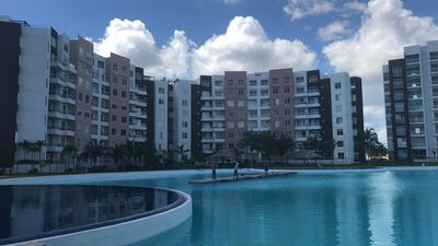 Photo for dream lagoon condo in cancun