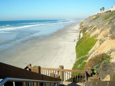 Photo for LEUCADIA-ENCINITAS BLOCKS FROM TWO LOCAL BEACHES-PRIVATE BEACH RETREAT
