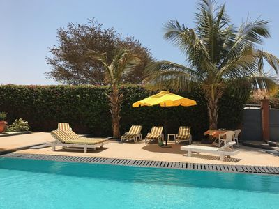 Photo for Superb Villa in the heart of Saly in private residence