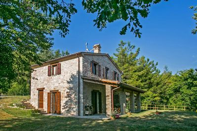 Villa Petra - Villa nestled in the natural park of Furlo Gorge