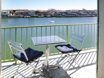 Photo for Holiday flat, Agde-La Tamarissière  in Hérault - 2 persons, 1 bedroom