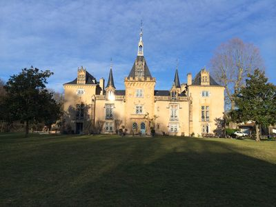 Photo for Neo-Gothic Countryside Chateau Nestled In The Foothills Of The Majestic Pyrenees