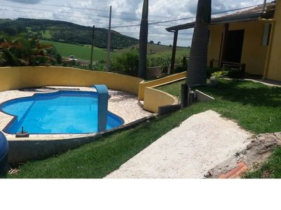 Photo for Farm in Atibaia - Swimming pool, Lounge, 4 bedrooms and 3 bathrooms.