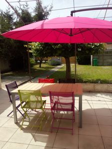 Photo for Charming house near the ramparts of Avignon