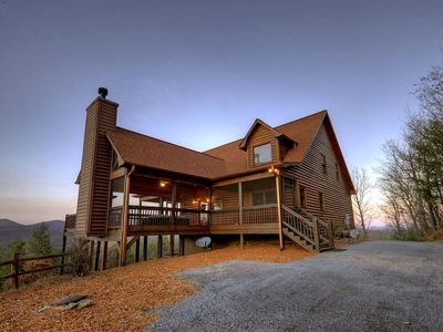 Photo for Incredible Views Abound in This Exquisite Mountainside Home