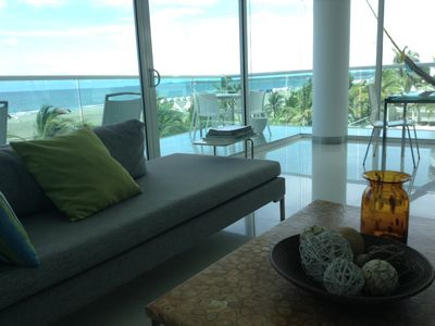 Photo for Luxury & Comfort Steps from the Beach- 3 Pools! Family Friendly & Gourmet Cook!