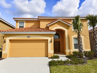 Photo for Near Disney World - Aviana Resort - Welcome To Contemporary 6 Beds 6 Baths Villa - 8 Miles To Disney