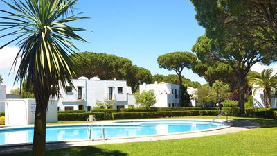 Photo for House, pool, gardens and parking near the beach