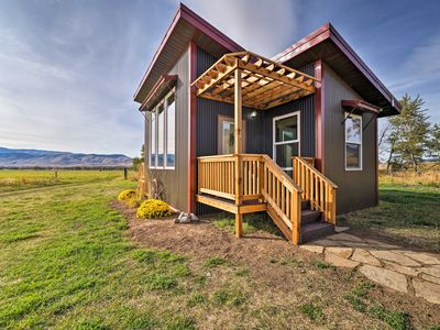 Photo for NEW! Poplar Grove Ranch Cottage along Barney Creek