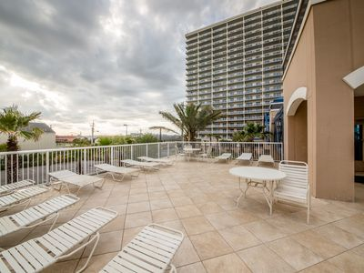 Photo for Crystal Tower 801 Corner Unit 2 outdoor pools! gulfbeachrentals.co